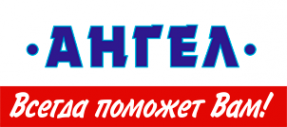 Логотип компании Техпомощь Ангел