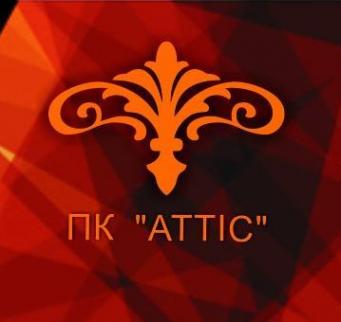 Логотип компании ПК Attic