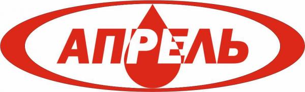 Логотип компании РПК АПРЕЛЬ