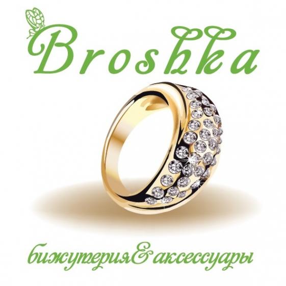 Логотип компании Broshka