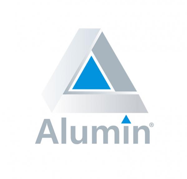 Логотип компании Алюмин
