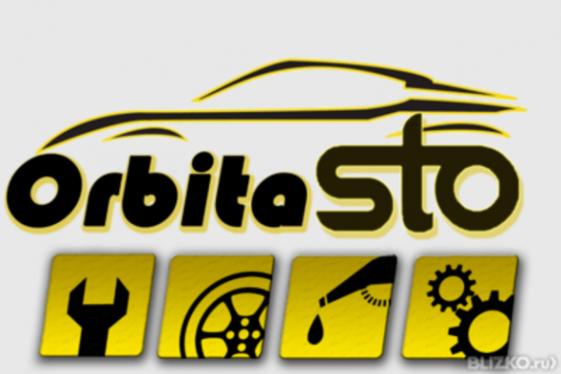 Логотип компании OrbitaSTO