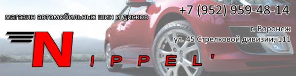 Логотип компании Nippel`