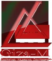 Логотип компании Гиза-М