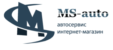 Логотип компании MS-auto
