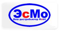 Логотип компании ЭсМо