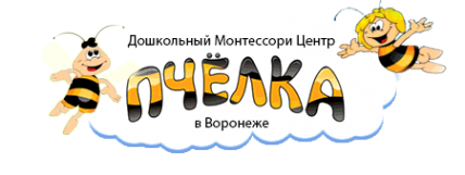 Логотип компании Пчёлка