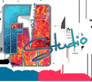 Логотип компании FM-студия