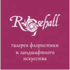 Логотип компании РОУЗ ХОЛЛ