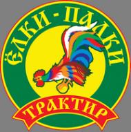 Логотип компании Ёлки-Палки