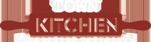 Логотип компании Town Kitchen