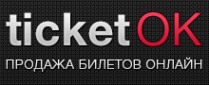 Логотип компании TicketOK.ru