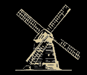 Логотип компании У Мельника