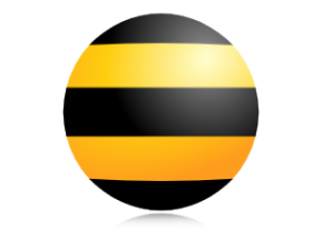 Логотип компании Билайн бизнес