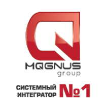 Логотип компании MAGNUS GROUP