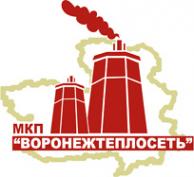 Логотип компании Воронежтеплосеть