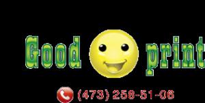 Логотип компании GooD PrinT