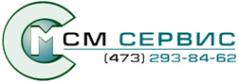 Логотип компании СМ-Сервис