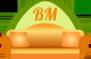 Логотип компании Вектор мебели