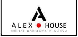 Логотип компании Alex-House