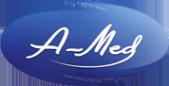 Логотип компании А-Мед