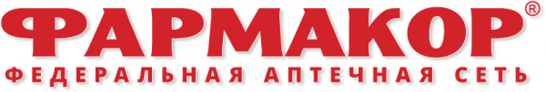 Логотип компании Фармакор