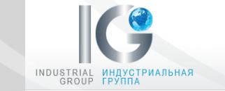 Логотип компании Индустриальная Группа
