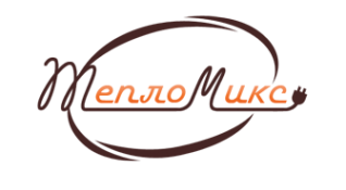 Логотип компании ТеплоМикс