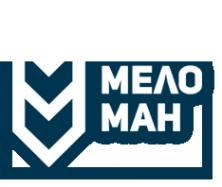 Логотип компании Меломан