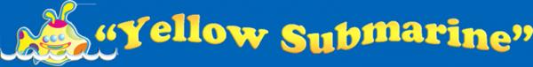 Логотип компании Желтая подводная лодка