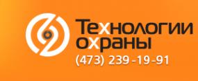 Логотип компании Технологии охраны