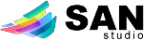 Логотип компании San Studio