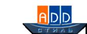 Логотип компании ADD Стиль