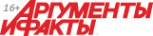 Логотип компании Аргументы и Факты-Черноземье
