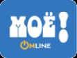 Логотип компании МОЁ!
