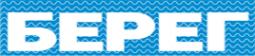 Логотип компании Берег