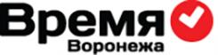 Логотип компании Время Воронежа