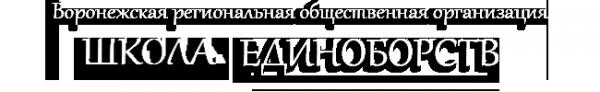Логотип компании Школа единоборств