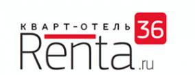 Логотип компании Renta36