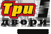 Логотип компании Три двери