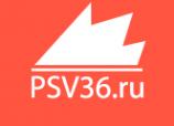 Логотип компании PSV36