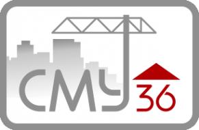 Логотип компании СМУ 36