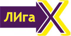 Логотип компании ЛИга-X
