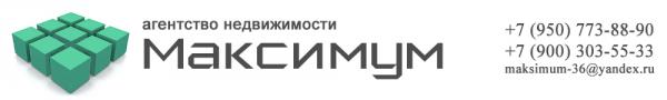 Логотип компании Максимум