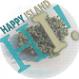 Логотип компании Happy Island