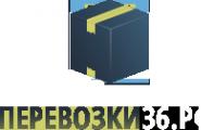 Логотип компании Перевозки36