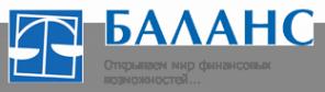 Логотип компании Баланс