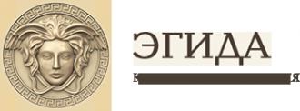 Логотип компании Эгида