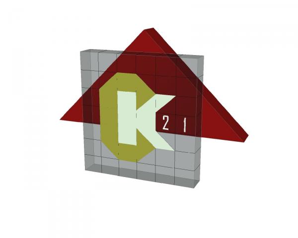 Логотип компании ГК СТРОЙ КОМФОРТ 21