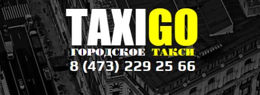 Логотип компании Гоу Такси / Taxi GO